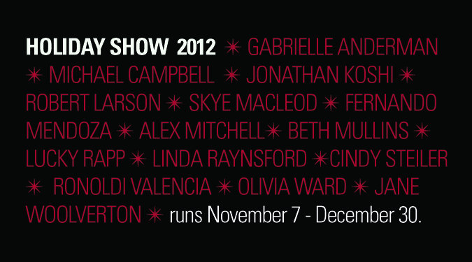 Holiday Show Graphic